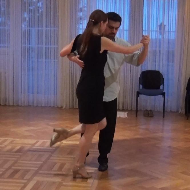 Tango Puro Seminar 06.-12. Oktober 2017 in Masserberg