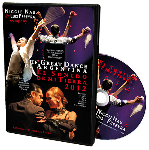 DVD - The Great Dance of Argentina